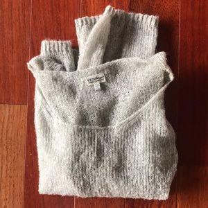 P J salvage cashmere sweater
